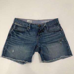 Gap 1969  Womens Shorts Size 26/2